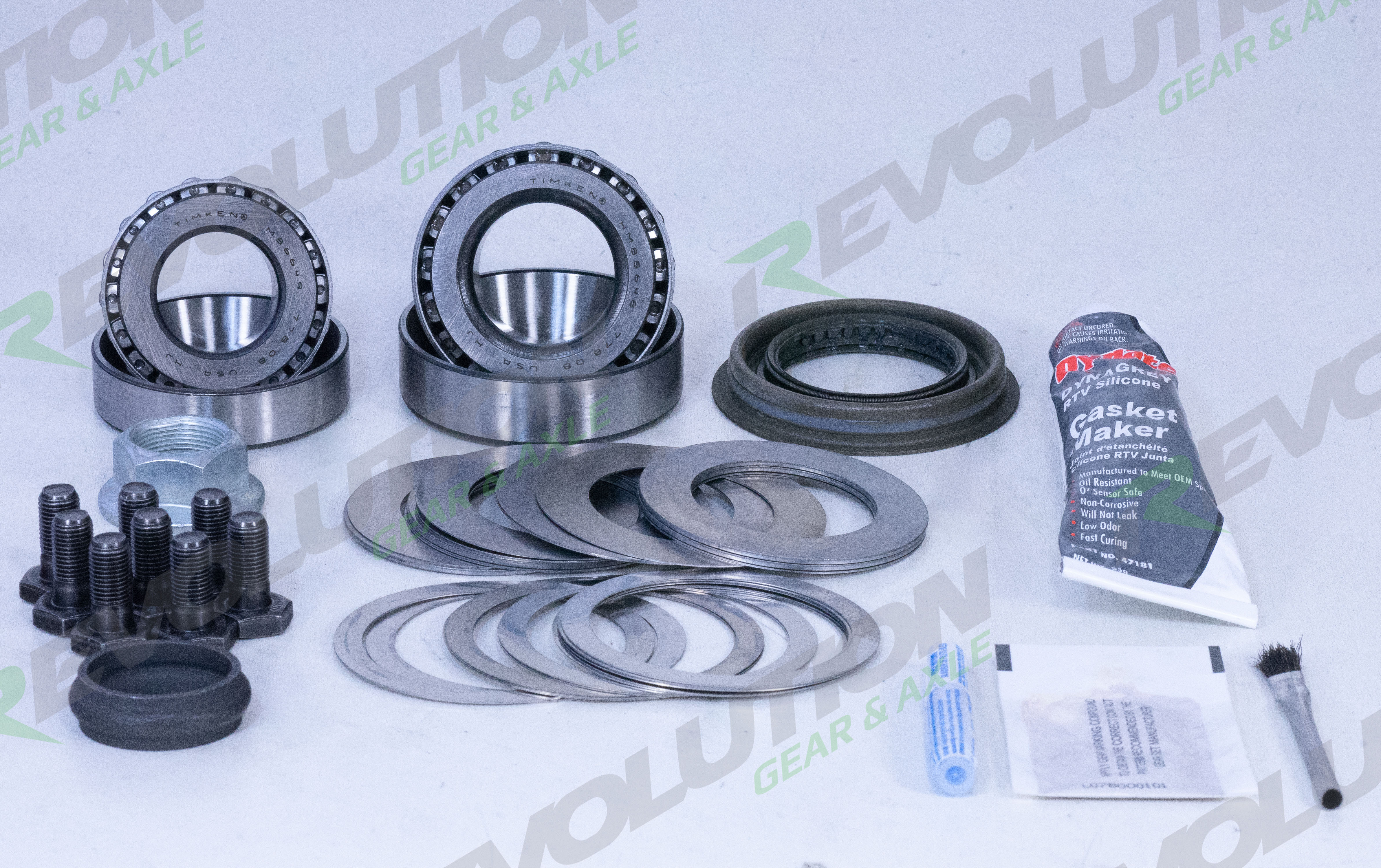 Dana 35 Pinion Bearing And Seal Kit No Carrier Bearings Revolution Gear Revolution Gear Axle