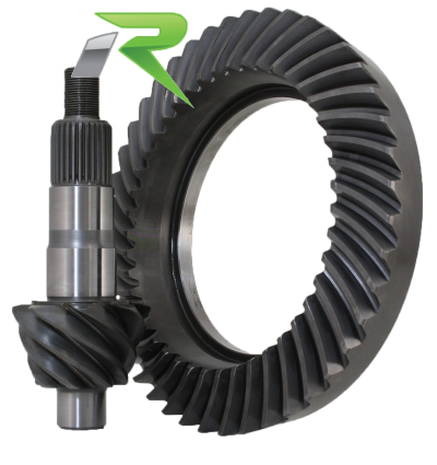 GM 10 5 Inch Ring and Pinion 14 Bolt Thick 4 56-5 38 Ratio